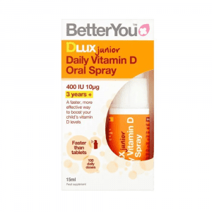 BetterYou DLux Junior Daily Oral Spray 15ml