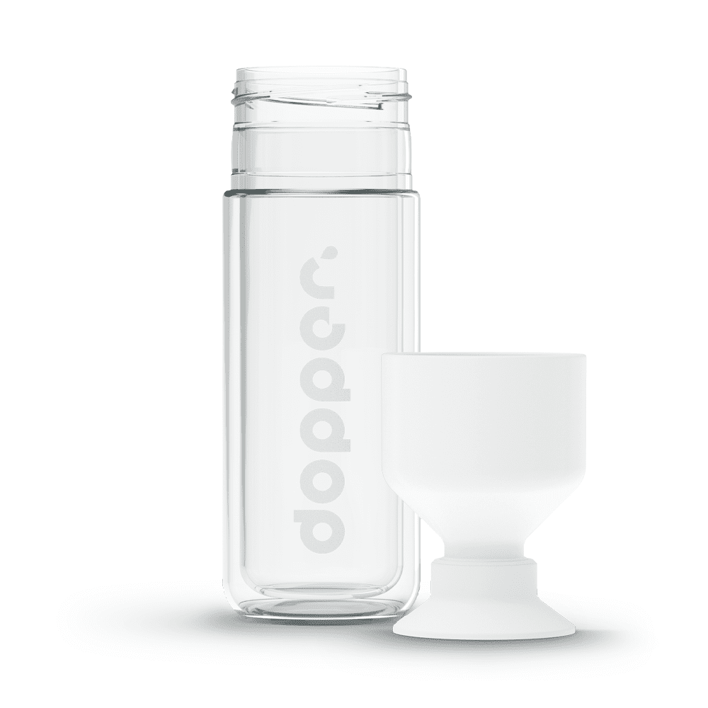 Dopper Glass Insulated 450ml Bottle