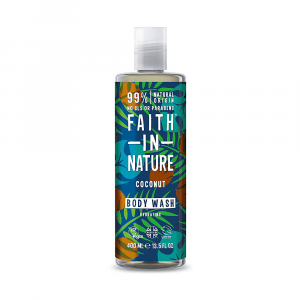 Faith in Nature Coconut Body Bodywash 400ml