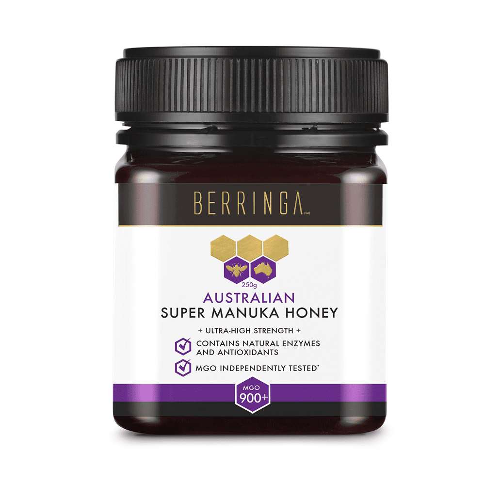 Berringa Australian Super Manuka Honey MGO 900+ 250g
