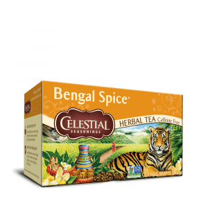 Celestial Seasonings Bengal Spices Tea Bags 20