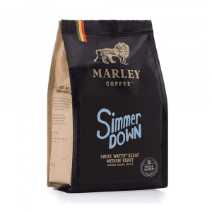 Marley Coffee Simmer Down Decaf Ground Coffee 227 g