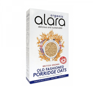 Alara Organic Old Fashioned Porridge Oats 650g