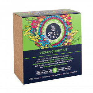 Spice Pots Vegan Curry Kit
