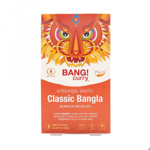Bang Curry Classic Bangla Scratch Spice Kit 24g