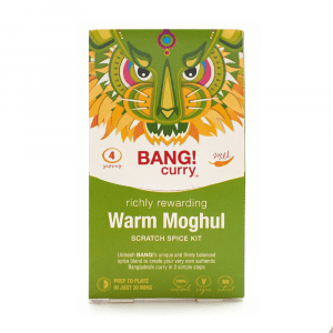 Bang Curry Warm Moghul Scratch Spice Kit 22g