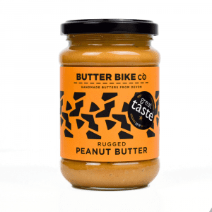 Butter Bike Co Rugged Peanut Butter 285g