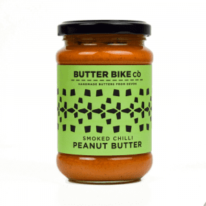Butter Bike Co Smoked Chilli Peanut Butter 285g