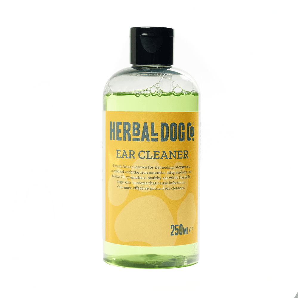 Herbal Dog Co All Natural Dog Ear Cleaner 250ml