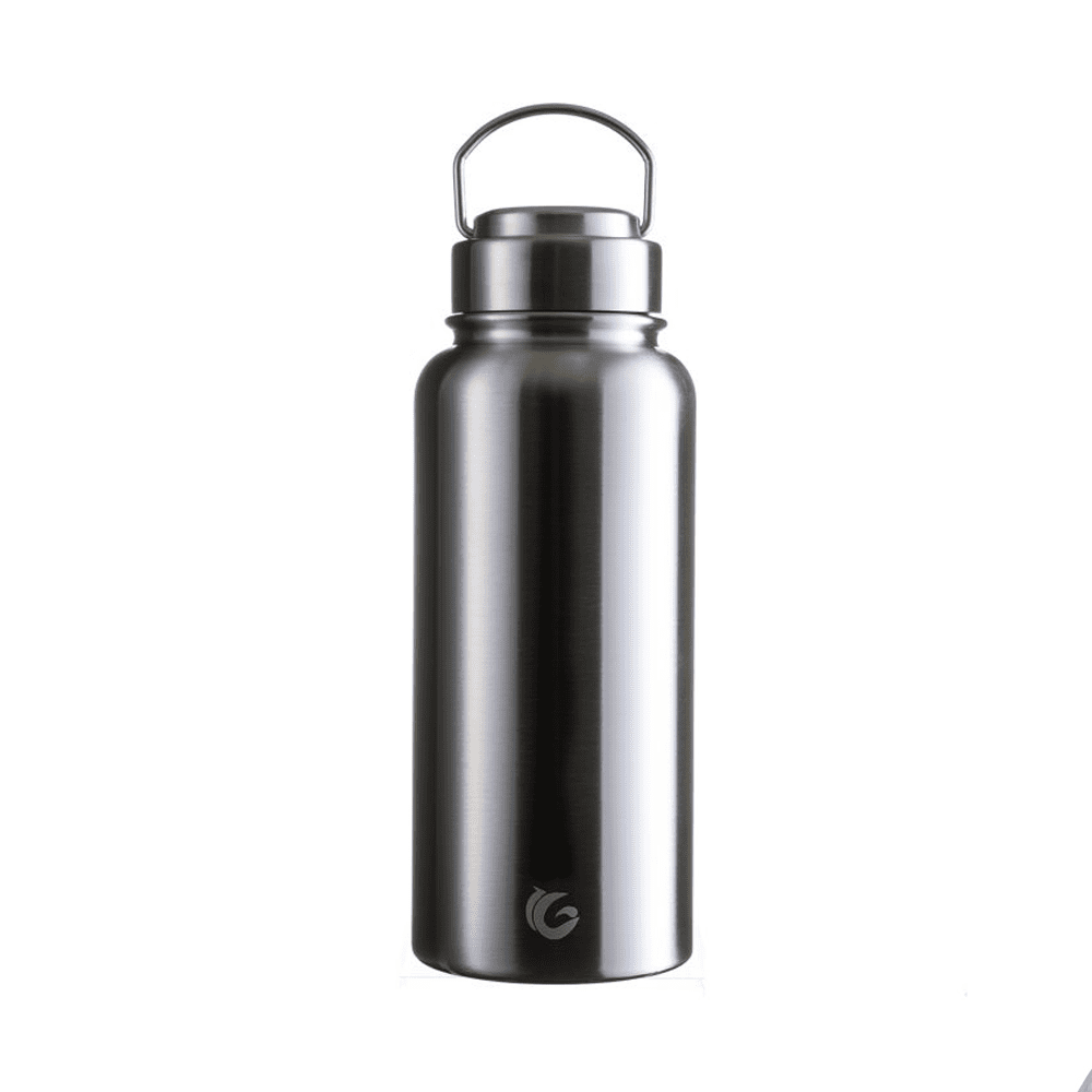 One Green Bottle 1 Litre Insulated Epic Bottle Canteen Stainless Steel