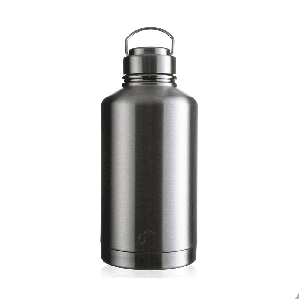 One Green Bottle 2 Litre Insulated Stainless Steel Canteen