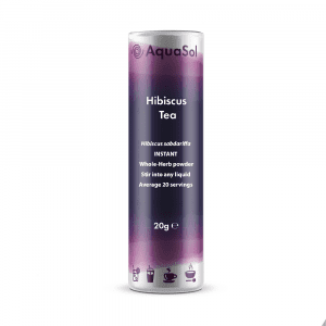 Aquasol Hibiscus Flower Tea 20g