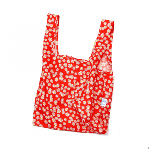 Kind Bag Medium 100% Recycled Reuseable Bag Daisy Design