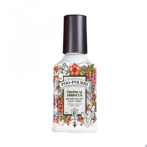 Poo-Pourri Vanilla Tropical Hibiscus Toilet Fragrance 59ml